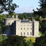 Located 10mins walk from Slane Castle's Dublin Entrance (Gothic Gates)